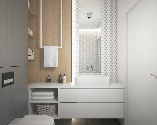 Łazienka w Ziemięcicach